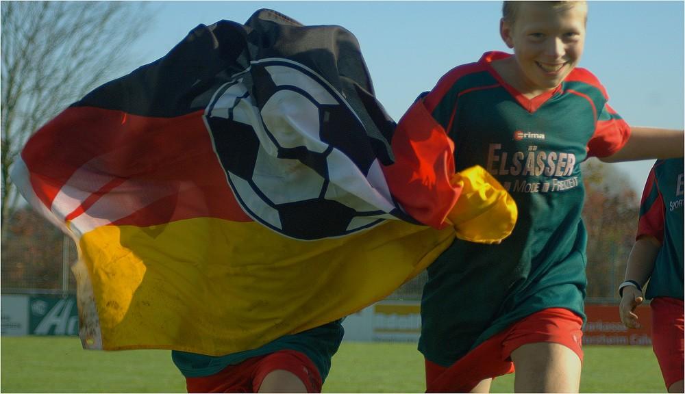 Wir haben eine Fahne...;-) #1