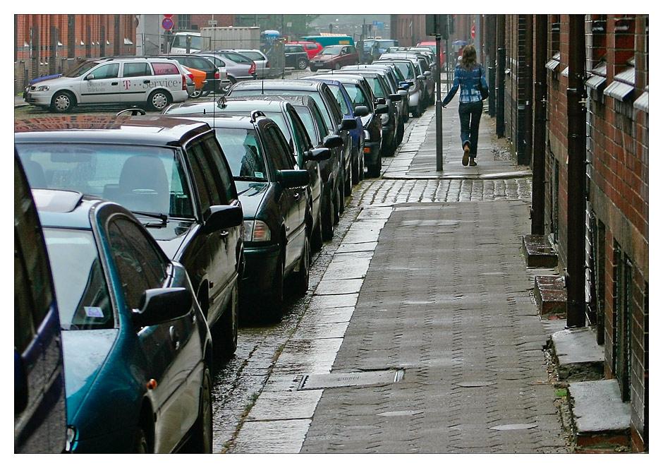 wir haben zu wenig Autos