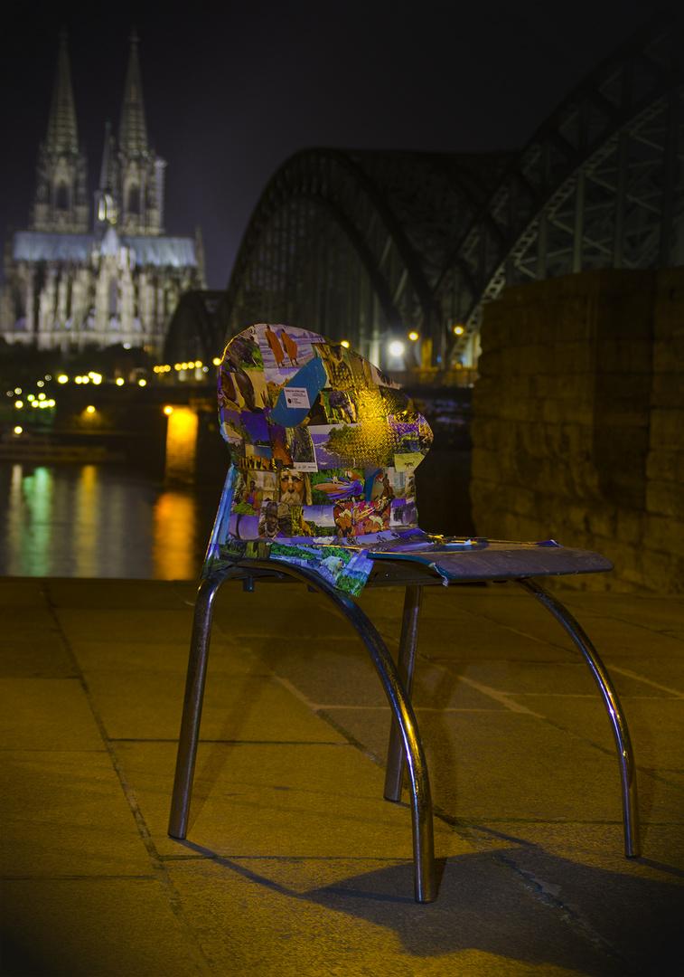 Wir lassen in Köln niemanden Sitzen