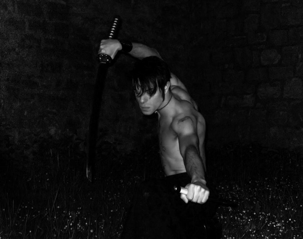 Wir leben für das Schwert, wir sterben durch das Schwert...