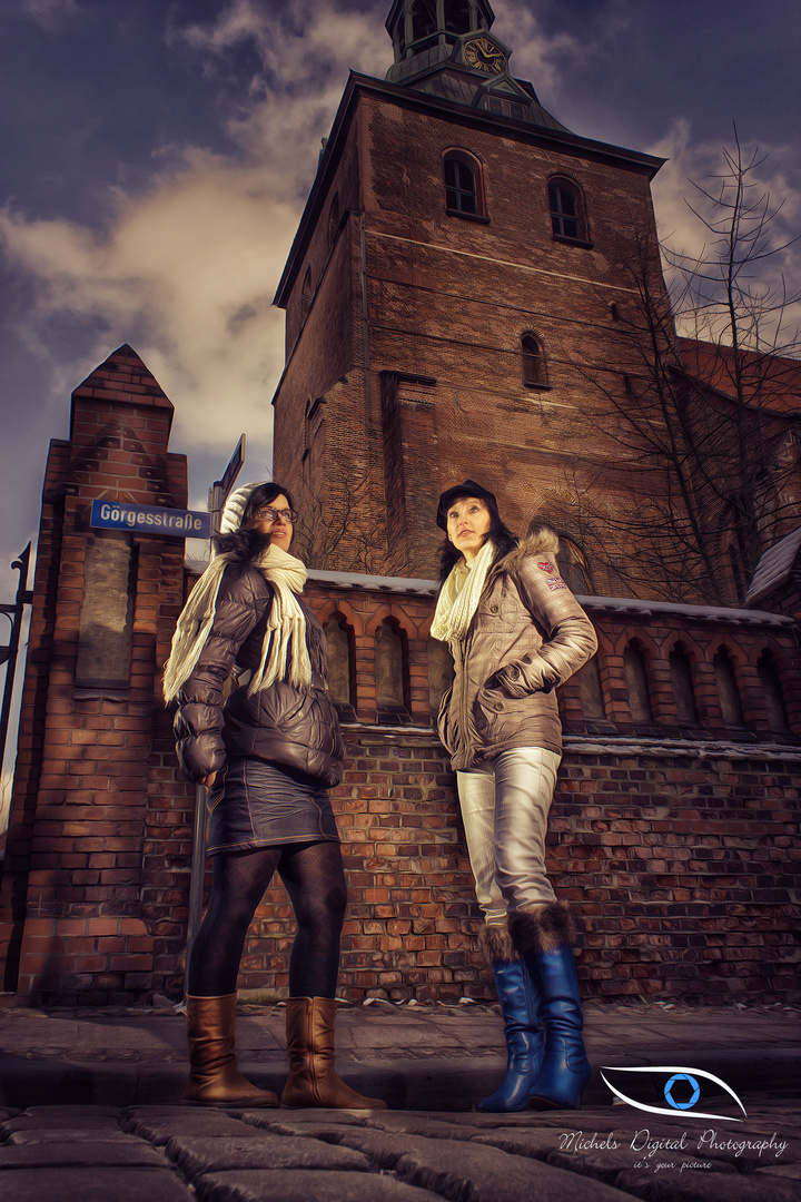 Wir machen Lüneburg unsicher