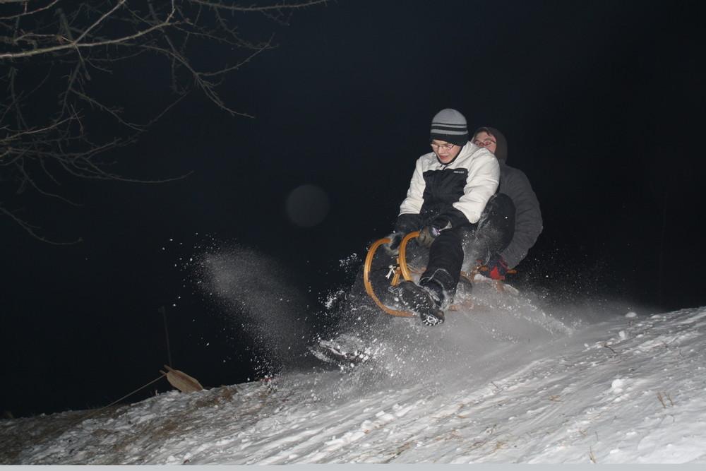 wir machen skispringen konkurenz