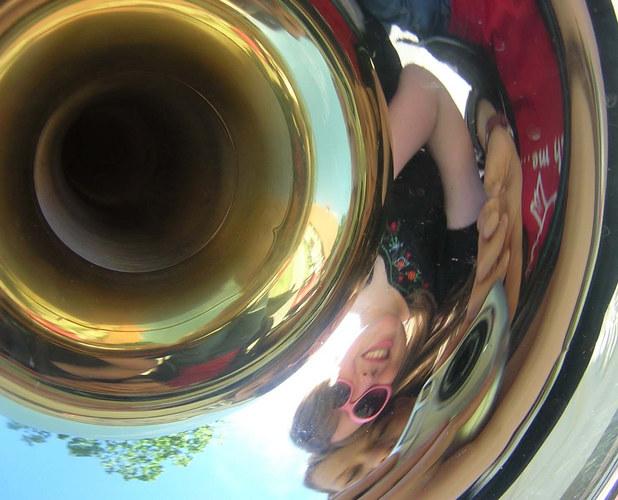 Wir sind ein Horn!