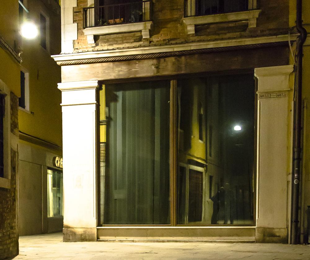 Wir zwei in Venedig
