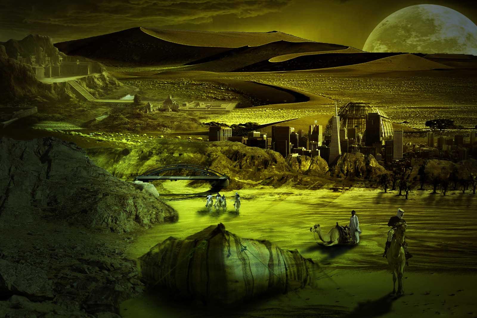 wird die Wüste siegen?