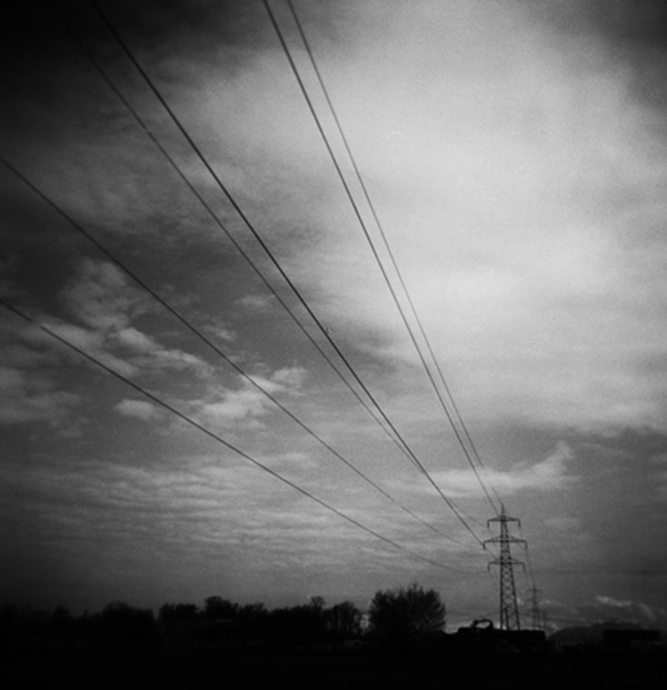 wires (with Holga)