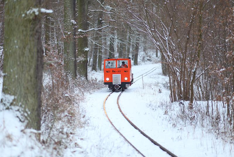 Wirsitzer Kreisbahn Weißenhöhe.