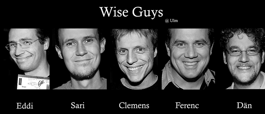 Wise Guys!