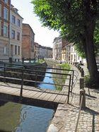 Wismar, an der Kirche St. Nikolai