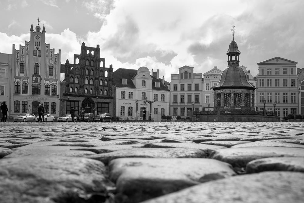 Wismar - Marktplatz
