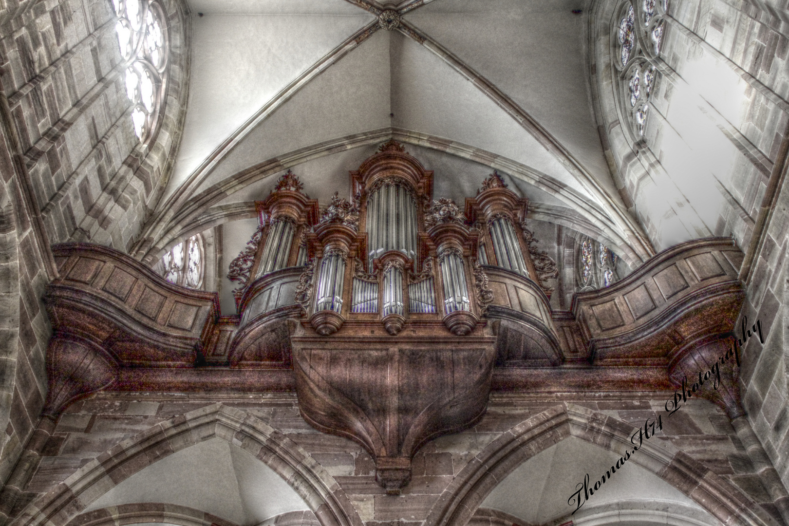 Wissembourg / France HDR
