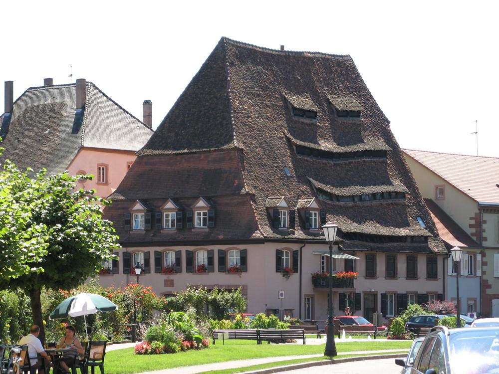 Wissembourg - Stadthaus