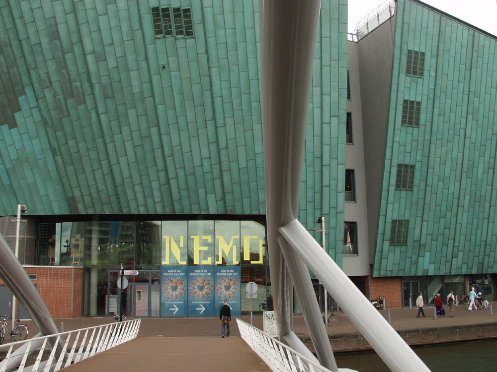 Wissenschaftsmuseum NEMO Amsterdam