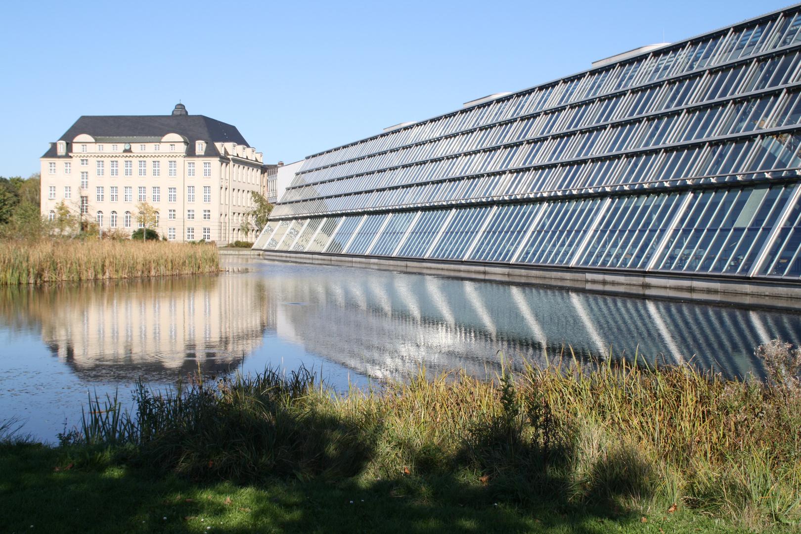 Wissenschaftspark in Gelsenkirchen