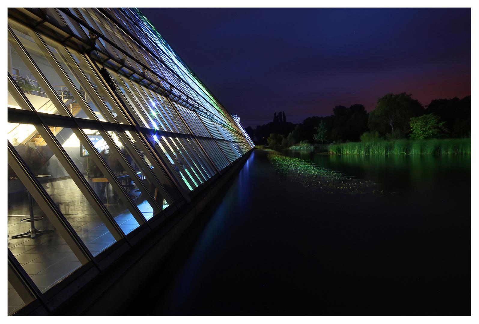 Wissenschaftspark - Nuit de la Photographie