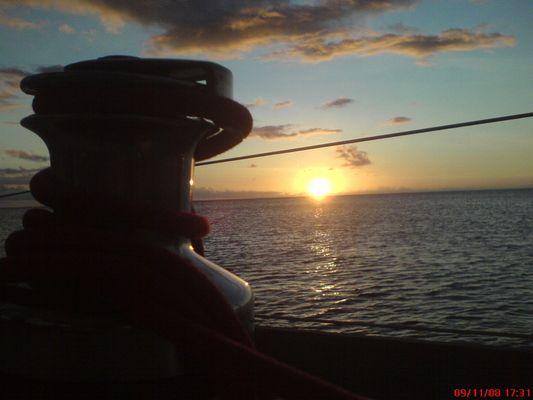 witch sous le soleil mer des Caraibes