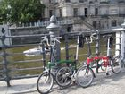 ... with bicycle through berlin ...