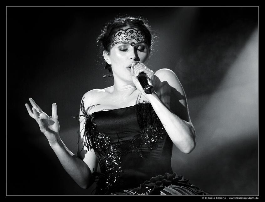 Within Temptation (Konzertfoto)