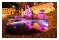 Wittelsbacher Brunnen | Bayreuth