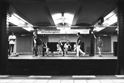 Die Chaostruppe in Berlin
