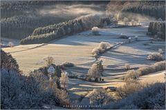 Wittgensteiner Wintermorgen