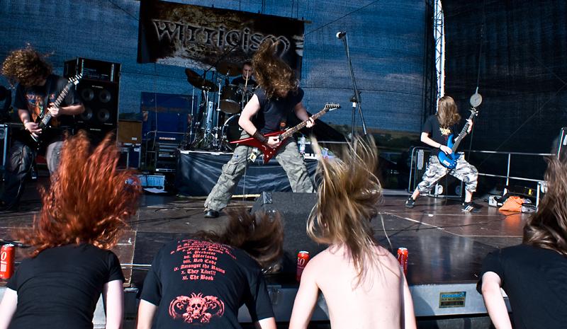 Witticism @ Riedfest 2008