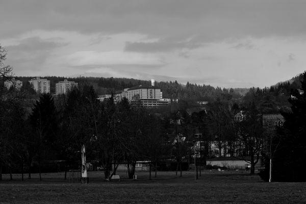 Wittlicher Krankenhaus + Stadtpark