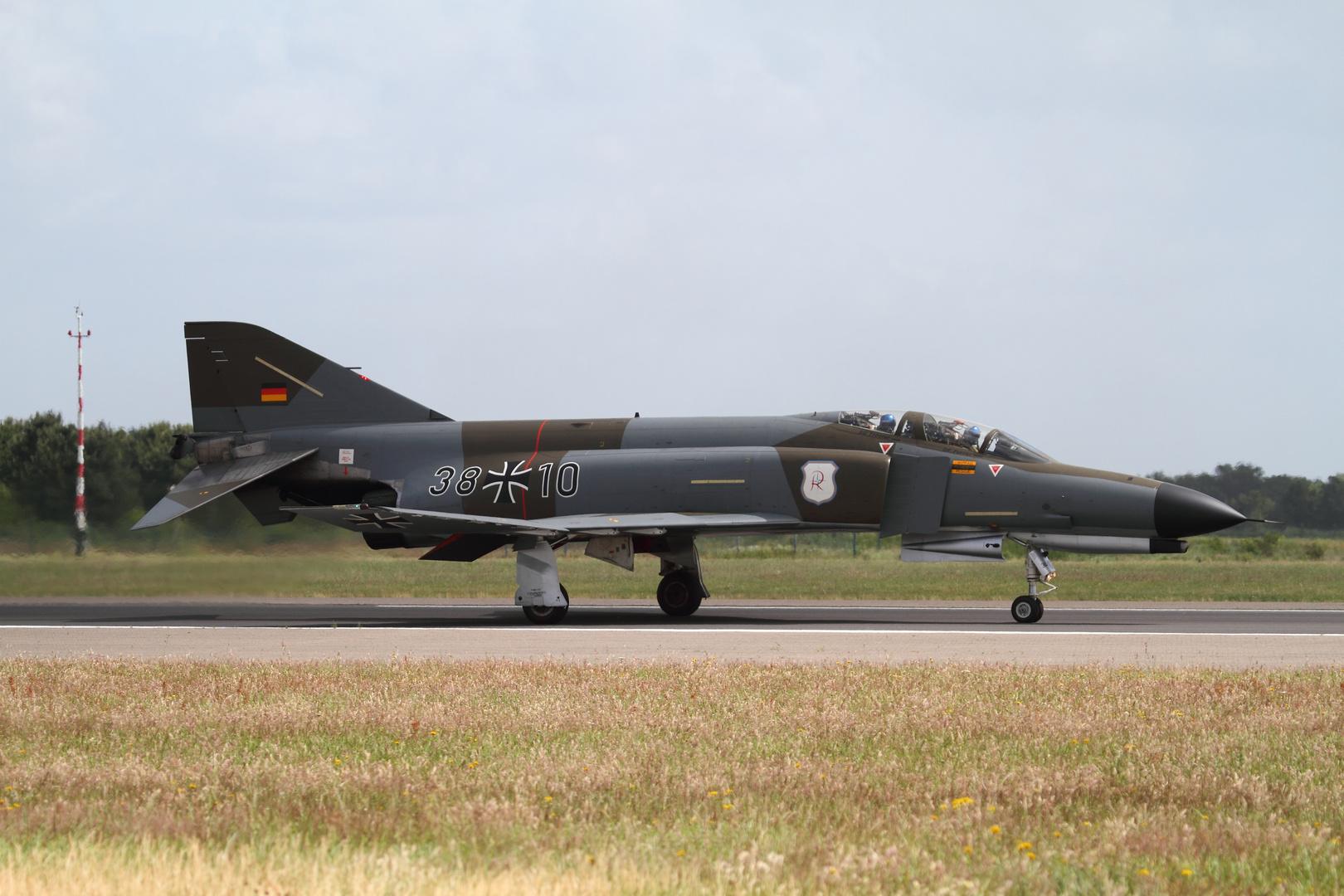 """Wittmundhafen ETNT #6 F-4F """"Phantom II"""