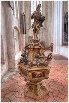 Wittstock - Marienkirche, Detail