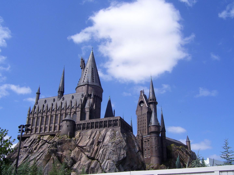 Wizarding Harry Potter Schloß