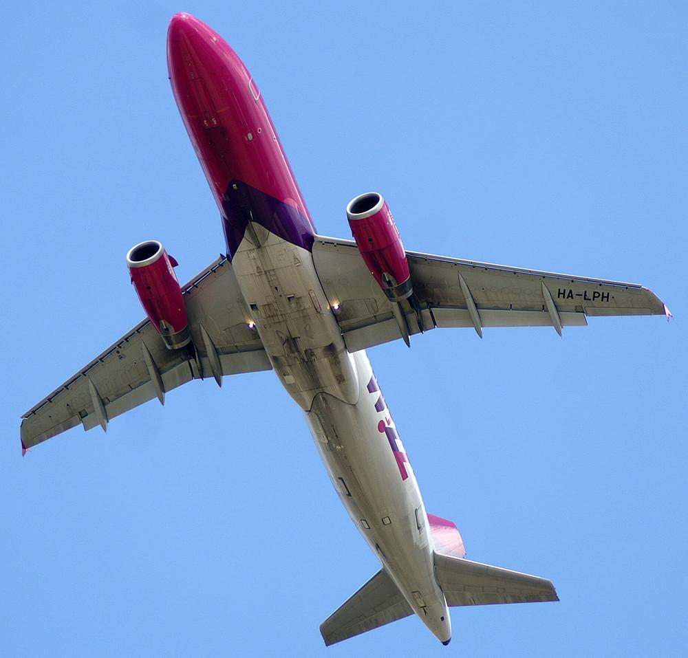 Wizzair Takeoff