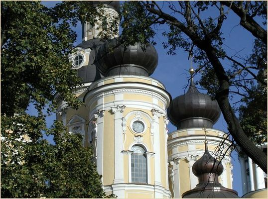 Wladimir-Kirche in St. Petersburg
