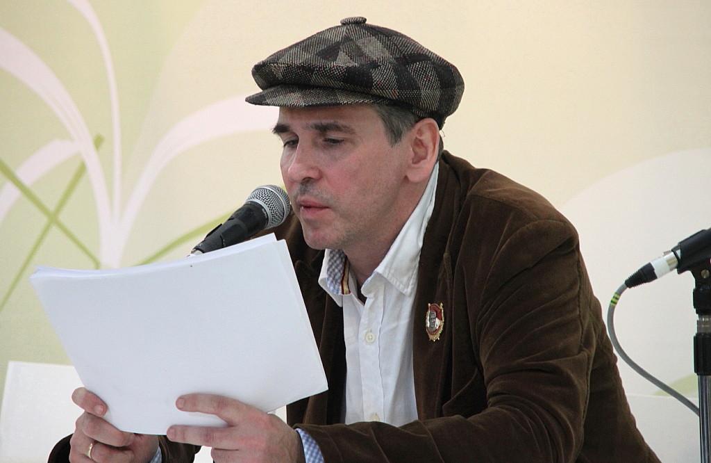 Wladimir Sergijenko @ Buchmesse Leipzig 2013