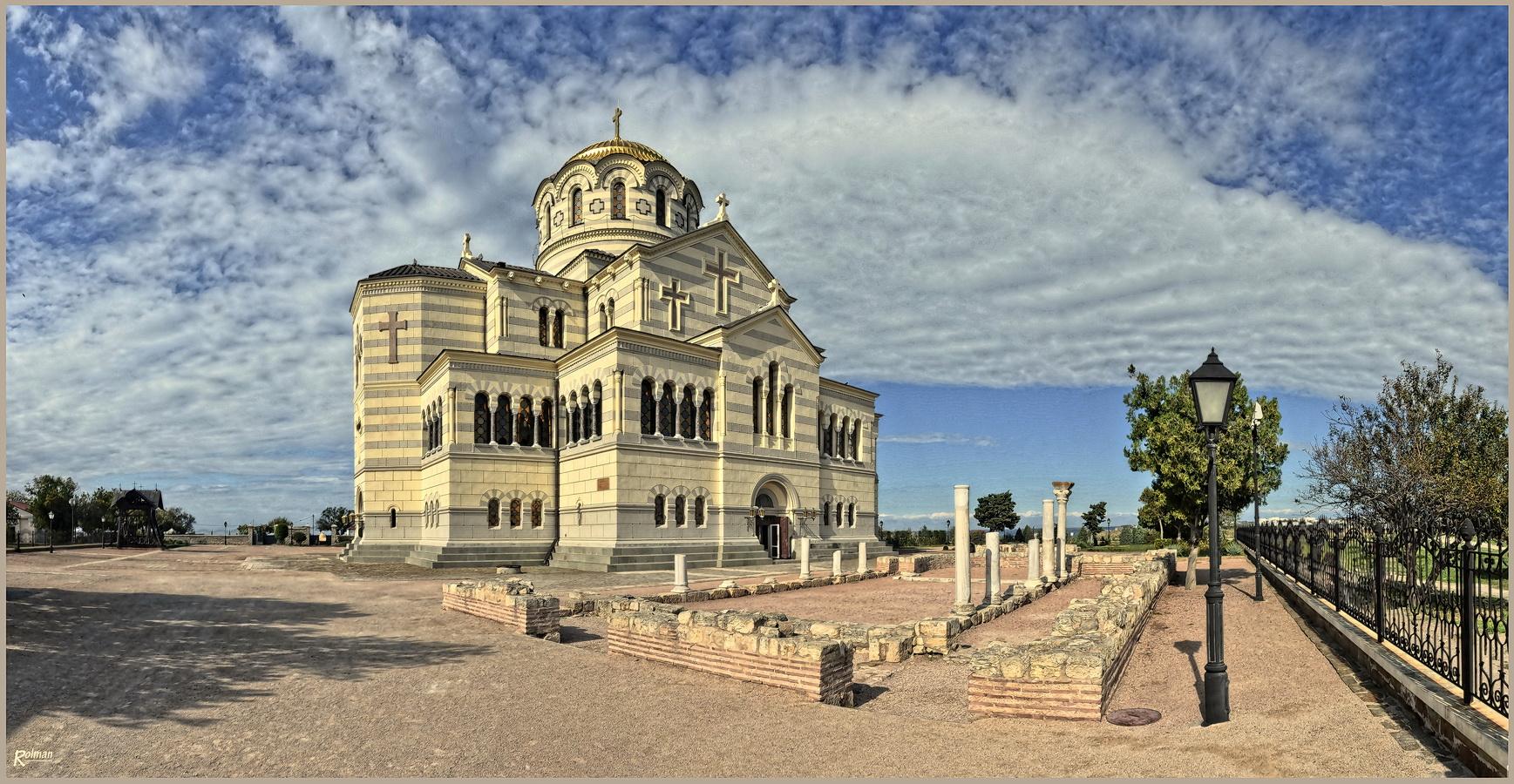 Wladimirkathedrale (Sewastopol)
