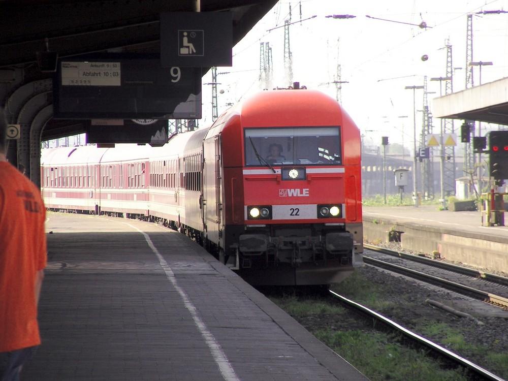 WLE 22 in Hamm(Westf)