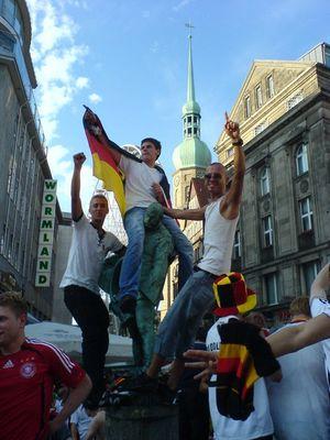 WM 06 Dortmund Halbfinale