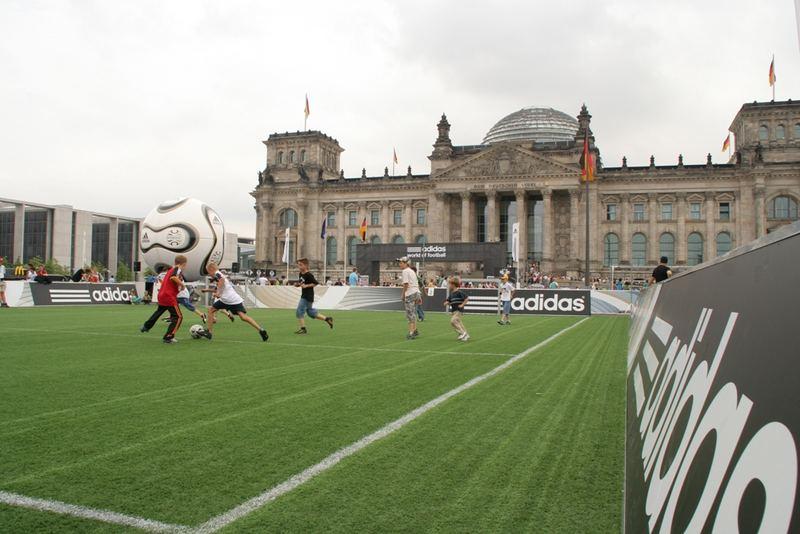 WM in Berlin