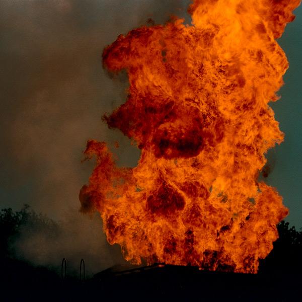 … wo brennt's? …
