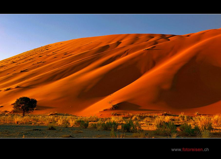 Wo der Sand beginnt
