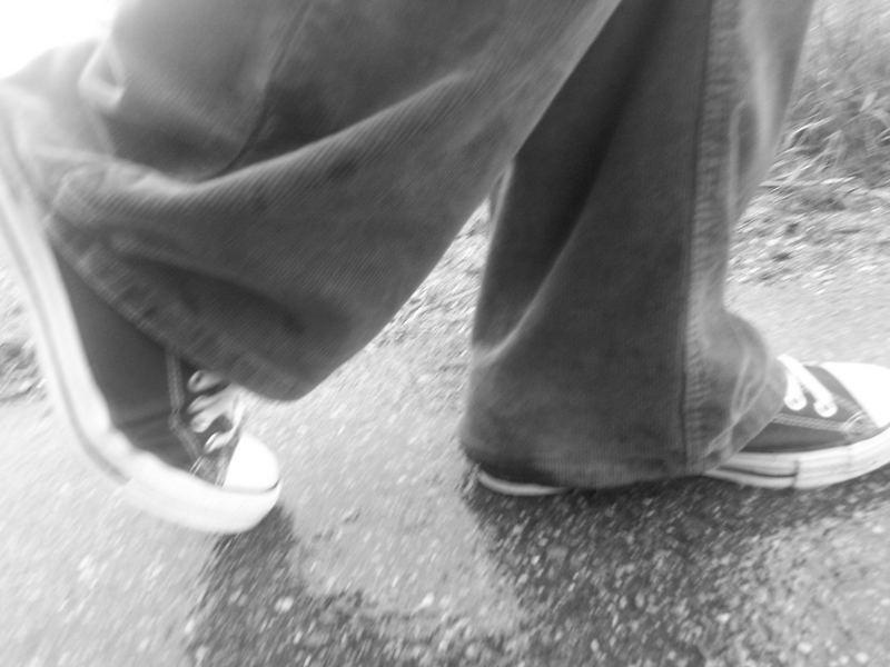 wo dich deine füße hintragen!!!
