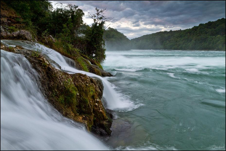 Wo die wilden Wasser fallen