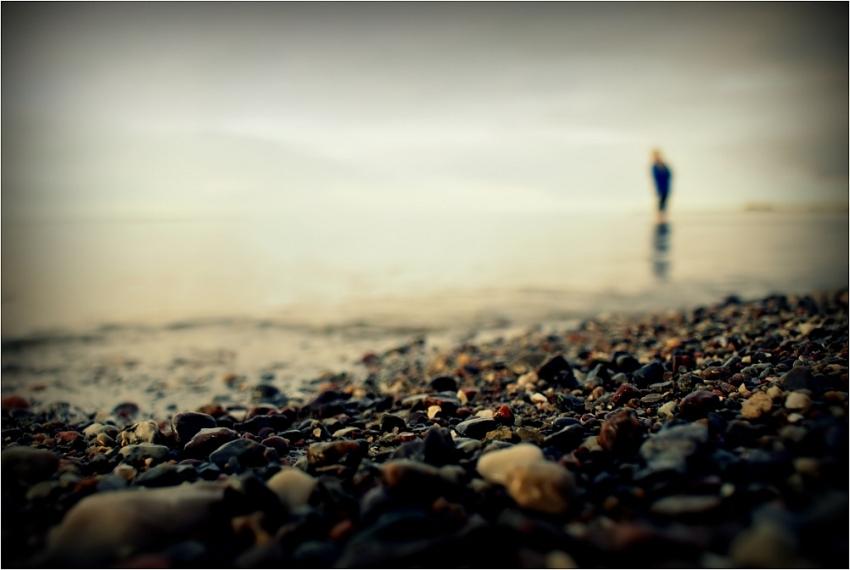 Wo Gedanken Stranden III