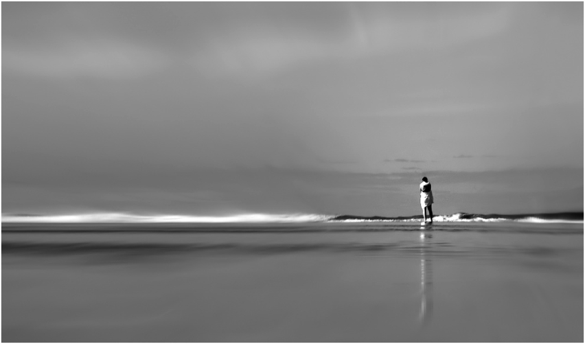 Wo Gedanken Stranden V