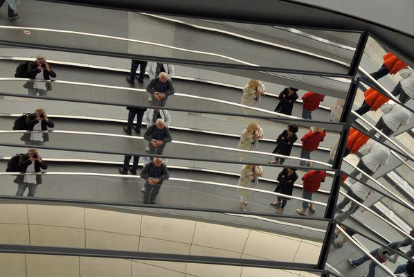 Wo ist der Fotograf im Reichstag