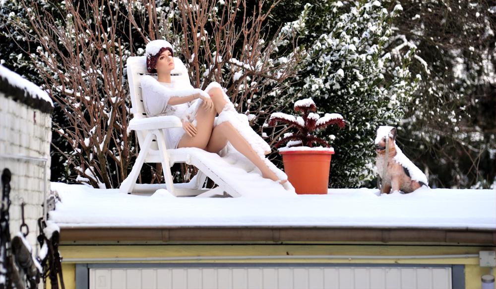 Wo ist der Frühling?..