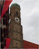 Wo ist der zweite Turm?