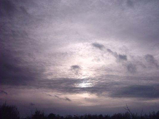 wo ist die Sonne??