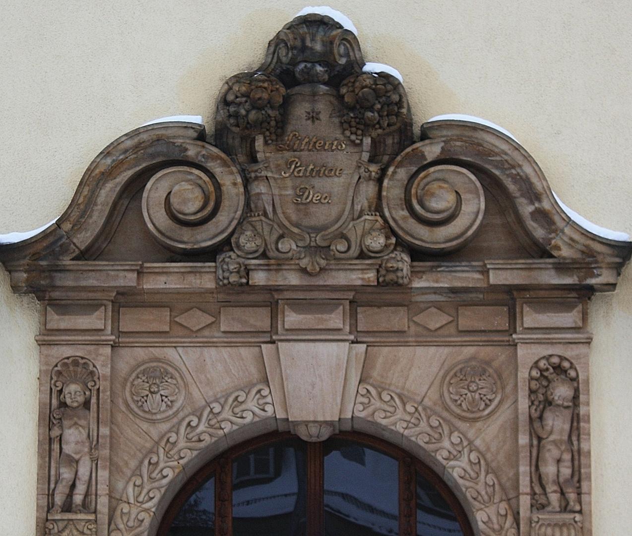 Wo ist dieser Eingang in Jena? ist beantwortet