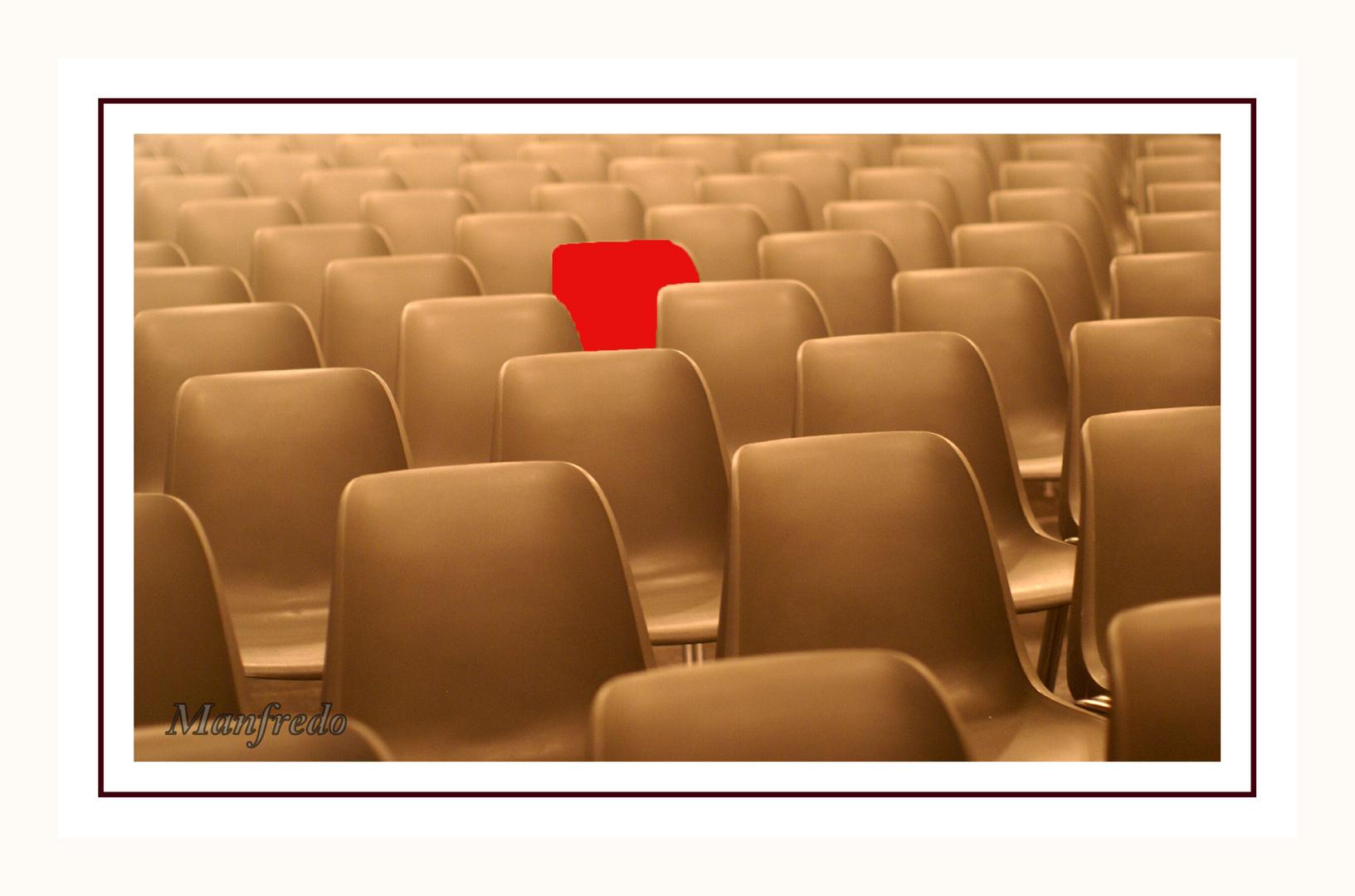 Wo ist mein Platz??????