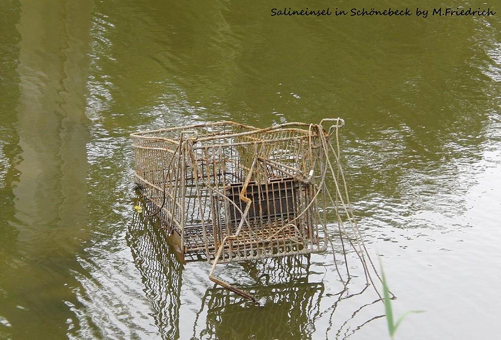 Wo ist mein Supermarkt ???